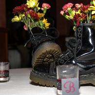 boot centerpieces